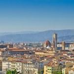 Santa Maria del Fiore Cathedral , Florence — Stock Photo