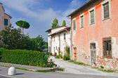 Old street in Pisa — Stock Photo