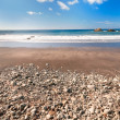 Seascape, Lanzarote, Canary Islands, Spain — Stock Photo