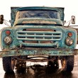 Stock Photo: Old Truck