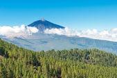 El Teide volcano, Tenerife, Spain — Stock Photo