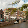 Stock Photo: Amsterdam Channel