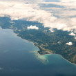 Paradise Bounty Island Aerial View — Stock Photo #8849702