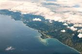 Paradise Bounty Island Aerial View — Stock Photo