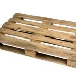 Wooden pallet — Stock Photo
