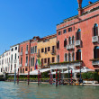Canal view in Venice — Stock Photo