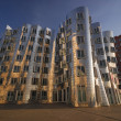 Modern architecture, Dusseldorf — Stock Photo #9253399