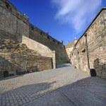 Inside the Edinburgh castle — Stock Photo #9307948