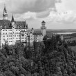 Neuschwanstein Castle, Germany — Stock Photo