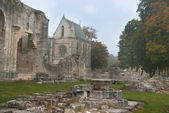 Abbey Ruins — Stockfoto