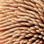 Close up van de tandenstokers — Stockfoto