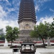 Temple pagoda — Stock Photo