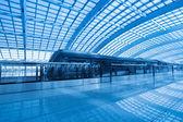 аэропорт экспресс-поезд — Стоковое фото