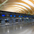 Stock Photo: Interior of shanghai pudong airport