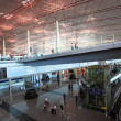 Modern airport hall — Stock Photo #9120616