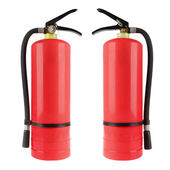 Fire extinguisher — Foto Stock