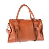 Yellow handbag — Foto de Stock