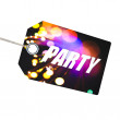 Party label — Stock Photo