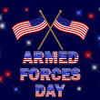 Armed Forces Day. - Stock Vector