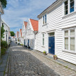 Stock Photo: Stavanger street
