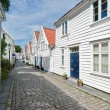 Stavanger street - Stock Photo