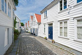 Stavanger street — Stock Photo