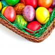 Colorful Easter Eggs — Stock Photo #10033289
