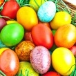 colorful easter eggs — Stock Photo #10033352