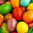 colorful easter eggs — Stock Photo #10033499