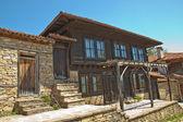 Bulgaarse heropleving huis — Stockfoto