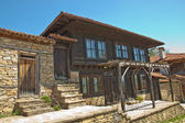 Bulgariska revival hus — Stockfoto