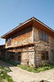 Bulgarian revival house — Stock Photo