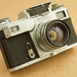 Old camera — Stock Photo