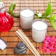 Spa zen accessories — Stock Photo #8038368