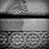 Stone carving — Stock Photo