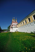 Joseph-Volotskii Monastery, Russian Orthodox Monastery — Stock Photo
