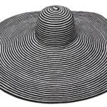 Summer female hat — Stock Photo