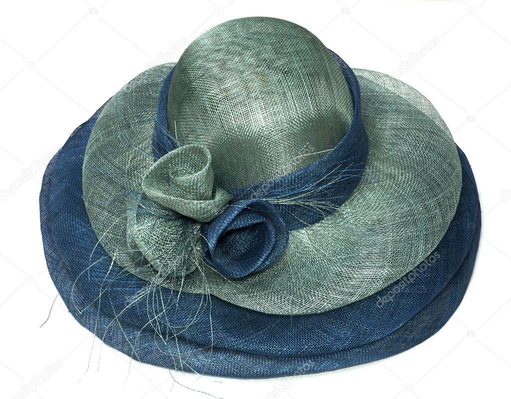 Summer female hat — Stock Photo #10276441