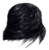 Female hat isolated on white — Stock Photo