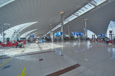 Dubai International Airport — Stock Photo