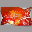 Vector de stock : Christmas colorful design