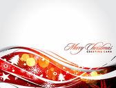 Bunten weihnachts-design — Stockvektor