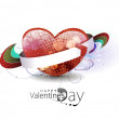 Valentine — Vector de stock #8618356