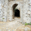Fortress of Ali Pasha, Parga - Stock Photo