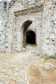 Fortress of Ali Pasha, Parga — Stock Photo