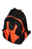 Children's student backpack. — Stock Photo
