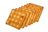 Biscuits. — Stock Photo