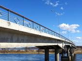 Bridge, Lithuania — Stock Photo
