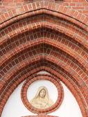 Blessed Virgin Mary — Zdjęcie stockowe
