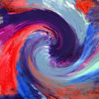 Colorful vortex — Photo
